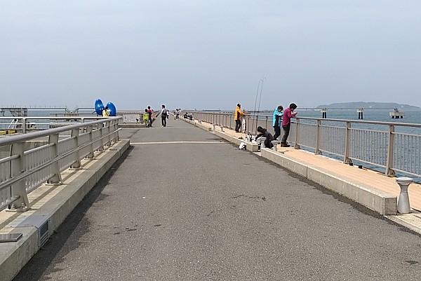 無料の桟橋あり