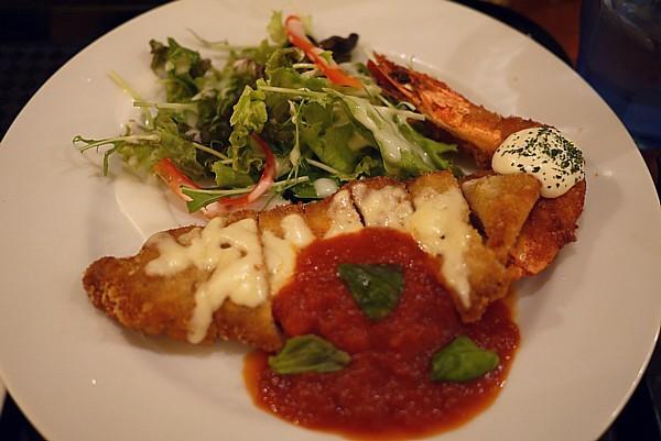 イタリア厨房 シュン ヨコハマ
