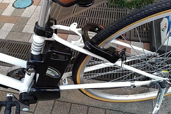 電動アシスト自転車 cycoo(サイクー)