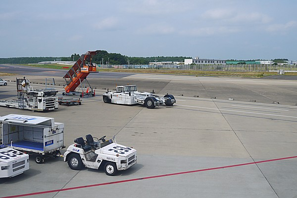 成田空港特徴