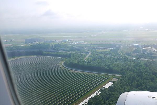 広大な農地