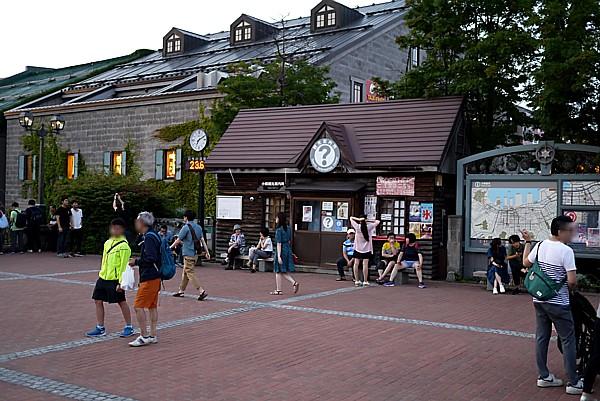 小樽 夜の観光