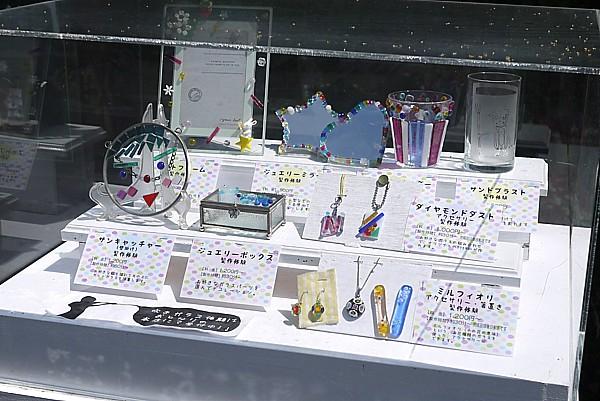 小樽 ガラス細工体験
