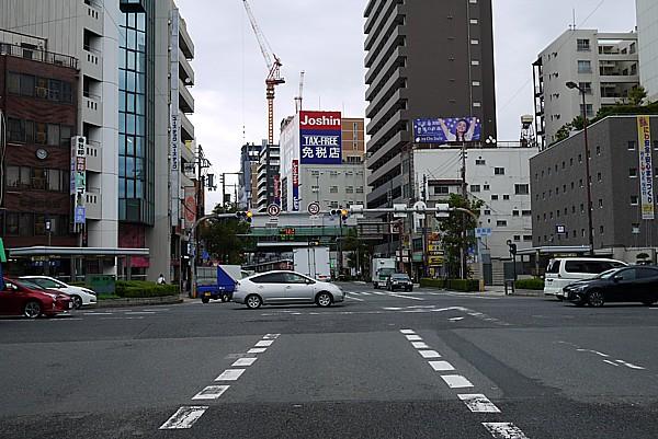 日本橋入口