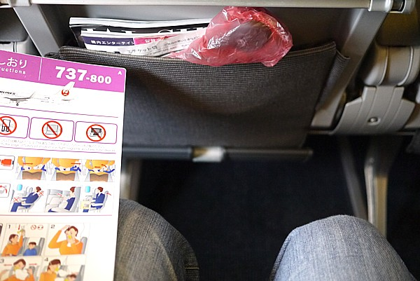 使用機材737-800