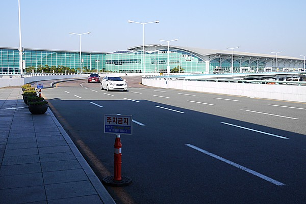 釜山金海空港