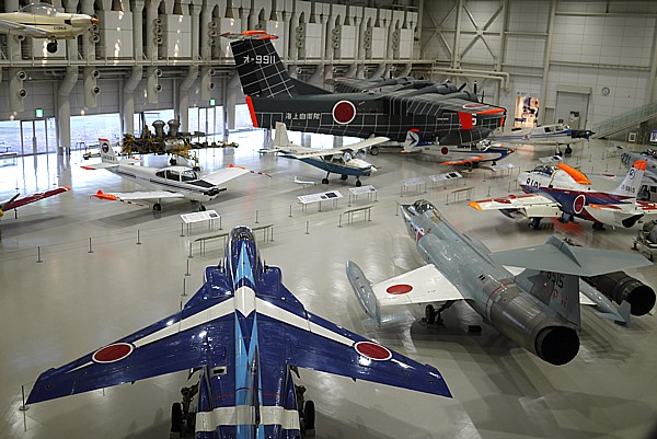 岐阜かかみがはら航空宇宙博物館