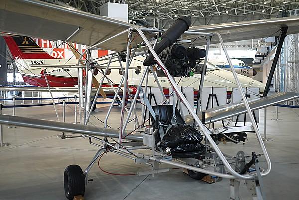 高校生が作った飛行機