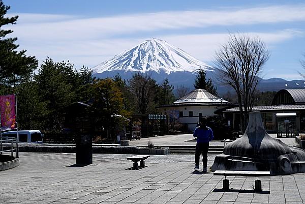富士山を綺麗に見たい