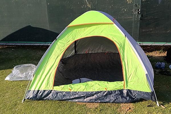 格安テント買ったみた