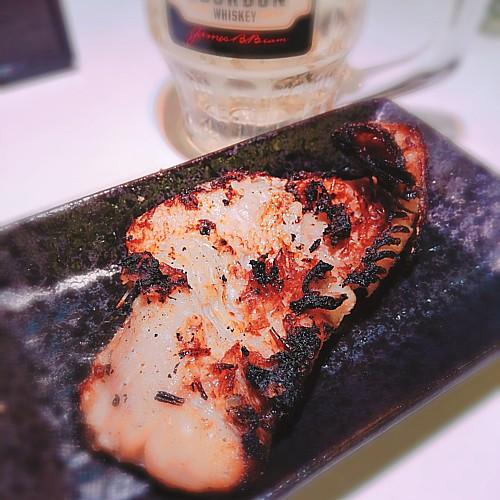焼き魚が旨い