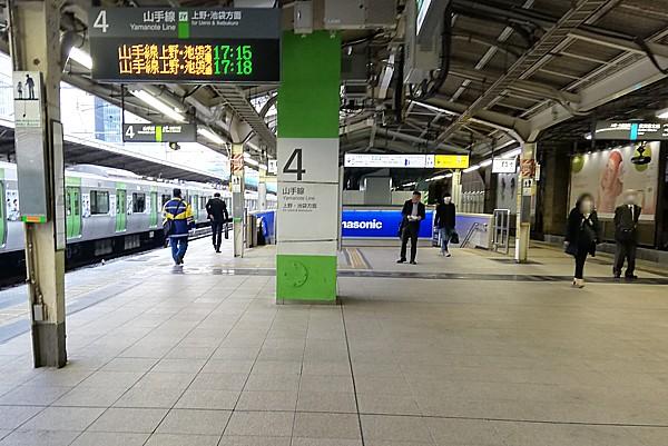 東京 山手線の様子など