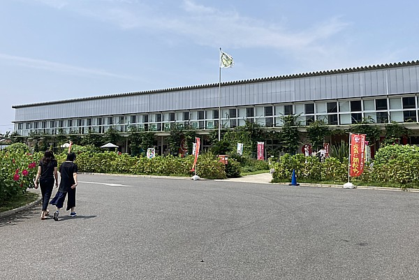 保田小学校に行ってみた