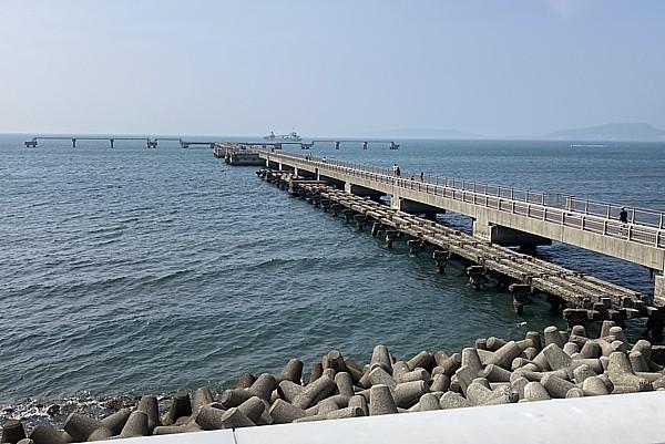 無料の桟橋