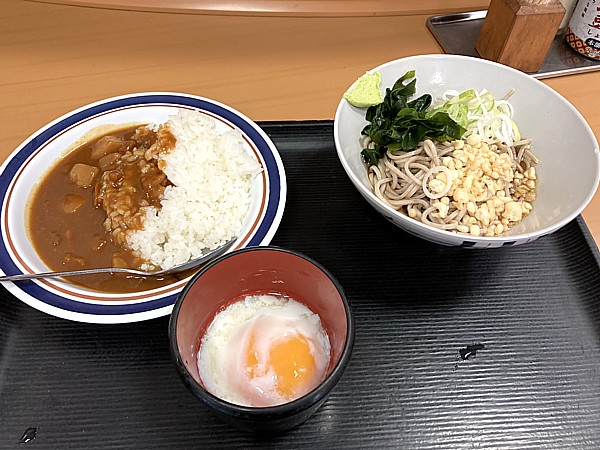 たまに食べたくなる富士そば