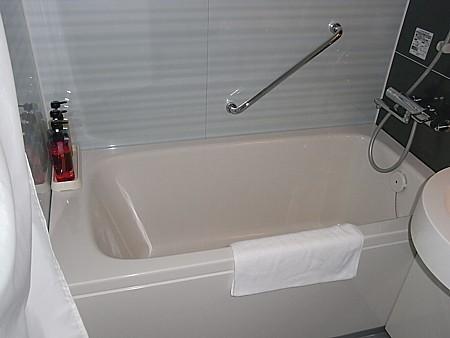 清潔な浴室