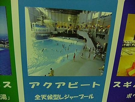 リゾートプール