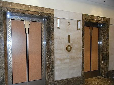 待たせることないエレベーター