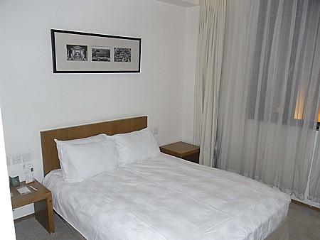 柔らかいベッド