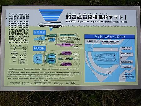 超伝導電磁推進船ヤマト1