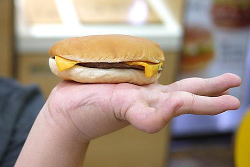 ハンバーガー病