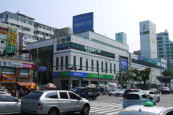 釜山で土産