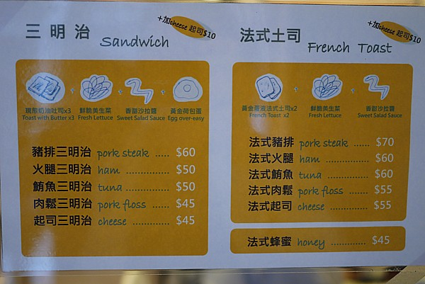 サンドイッチ有名店