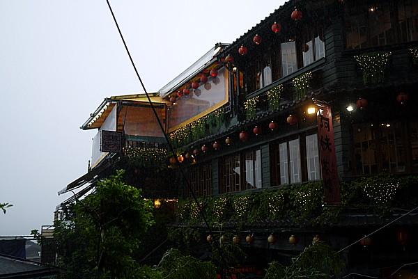 名物の茶屋