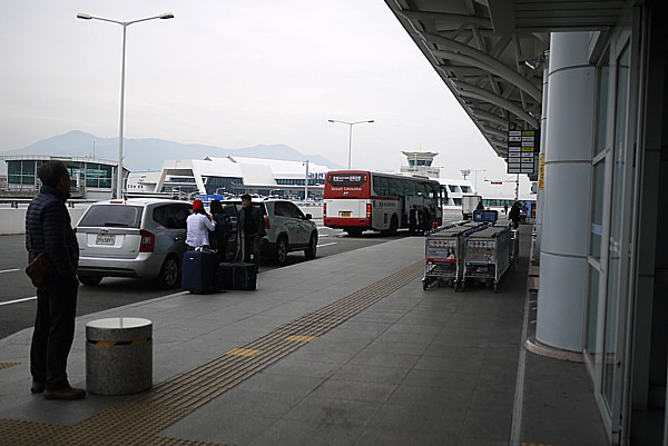 釜山金海国際空港