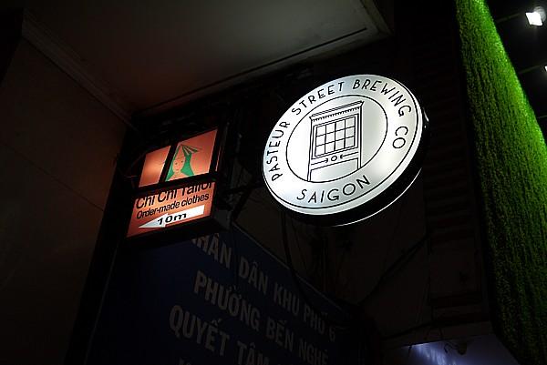 クラフトビールの店