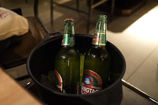 冷えたビール最高