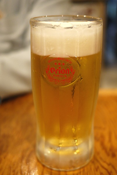オリオンビール生