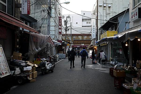築地場外市場中央店