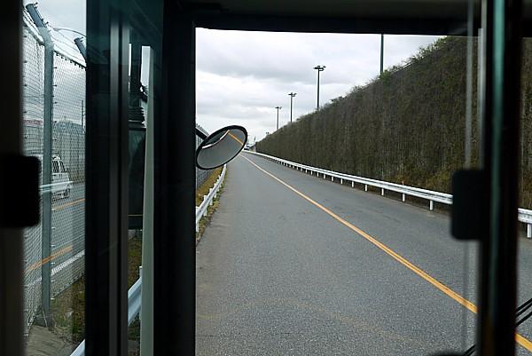 不思議な道路