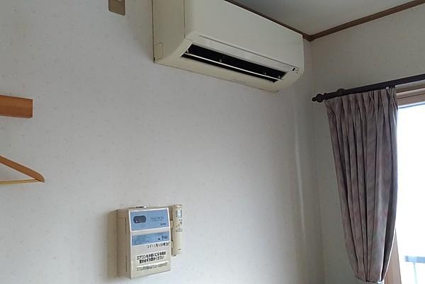 個別エアコン