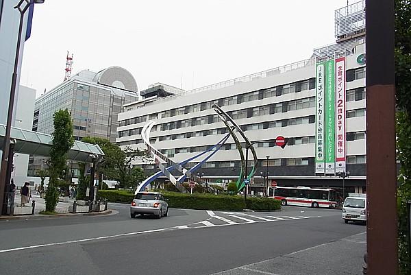 JR蒲田駅前