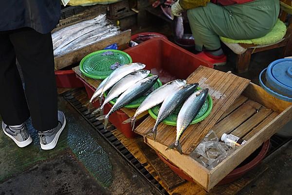 釜山で有名な海鮮鍋