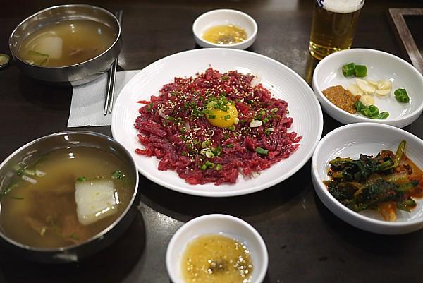韓国に来たら食べたいもの