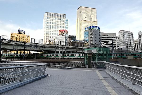 JR東京駅から近い
