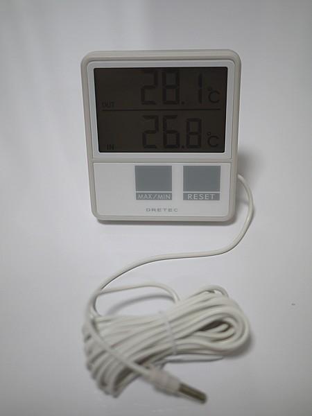 温度計買いました