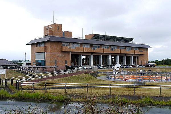 庄和 排水機場