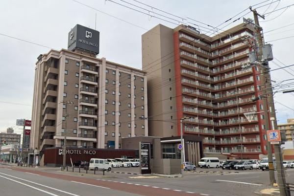 ホテルパコ函館